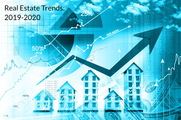 2020 Real Estate Trends.Real Estate And Property Market Trends In India